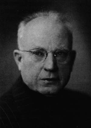 Reverend E.C. Schlutz