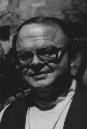 Pastor John Parbst
